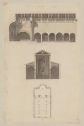 Toscanella. Eglise Saint Pierre