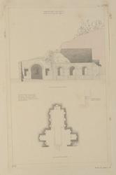 Monument appelé communément Grotte de la Nymphe Egerie