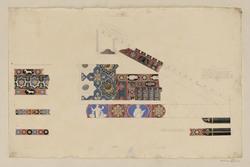 Messine, charpente de la cathédrale
