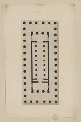 Pestum. Temple de Neptune