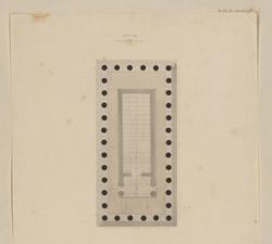 Pestum. Temple de Cerès