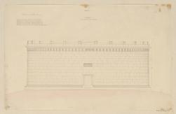Gaete. Tombeau de Lmunacius Plancus
