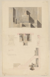 Tivoli. Tombeau découvert en 1834 sur les bords du Tévérone