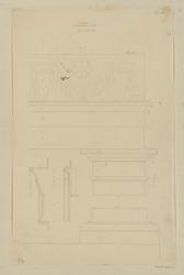 Tombeau de C. P. L. F. Bibulus à Rome