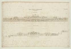 Bains d'eaux thermales, Premier Grand Prix de 1831 par Mr Morey