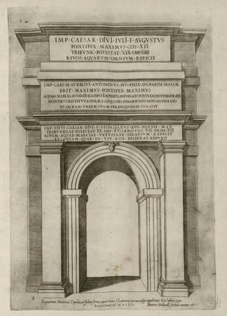 Porte monumentale Cesar et Octave