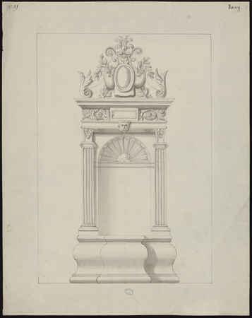 Fontaine située à Nancy