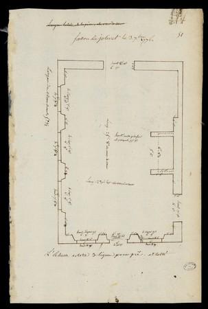 Salon de Jolivet le 3 septembre 1776