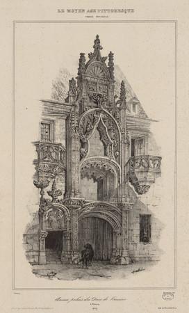Ancien palais des Ducs de Lorraine à Nancy