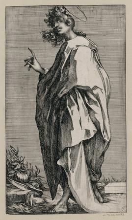 Saint Barthélémy : Jésus et les apôtres