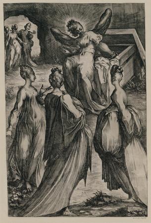 Les Trois Marie au tombeau