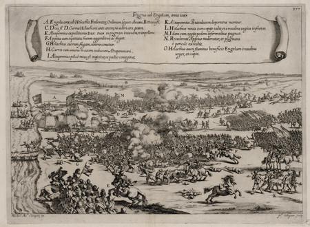 Bataille de Engelman en 1587