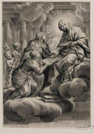Santa Cecilia : Sainte Cécile