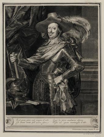 Portrait de Philippe IV, roi d'Espagne