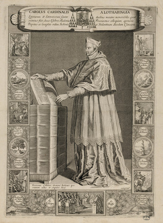 Carolus Cardinalis Alotharingia