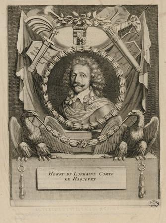 Henry de Lorraine Comte de Harcourt
