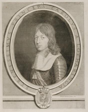 Serenissimus Princeps Carolus a Lotharingia