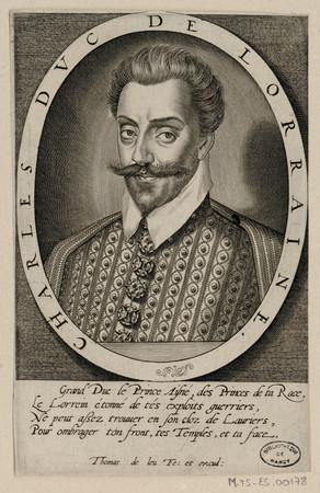 Portrait de Charles III de Lorraine