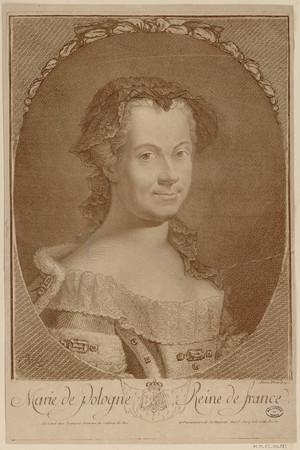 Marie de Pologne Reine de France