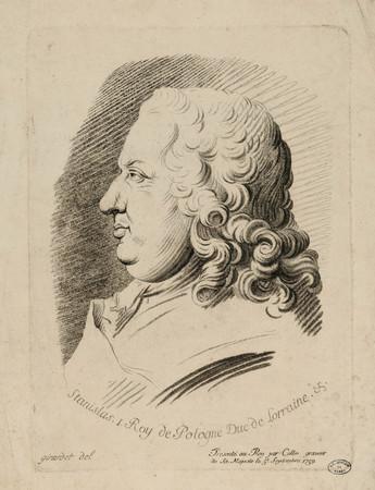 Stanislas I. Roy de Pologne Duc de Lorraine