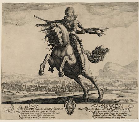 Louys de Lorraine Prince de Pfalsebourg, general des armees de Son Altesse