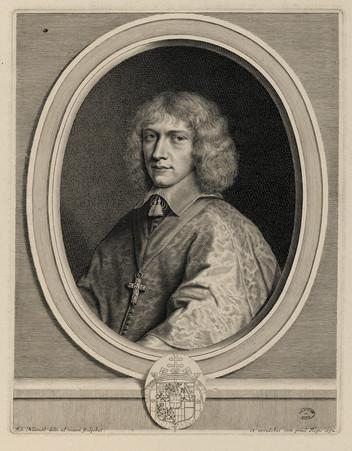 Henry de Savoye Archevesque et Duc de Rheims Premier Pair de France