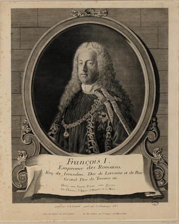 François I. Empeureur des Romains, Roy de Ierusalem, Duc de Lorraine et de…