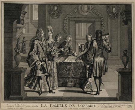 La Famille de Lorraine