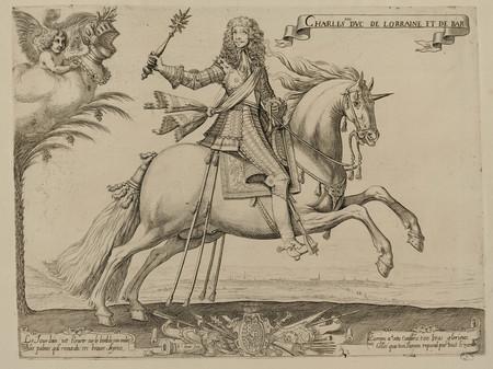 Charles IIII [IV] duc de Lorraine et de Bar