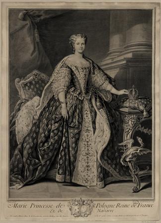 Marie Princesse de Pologne Reine de France et de Navarre