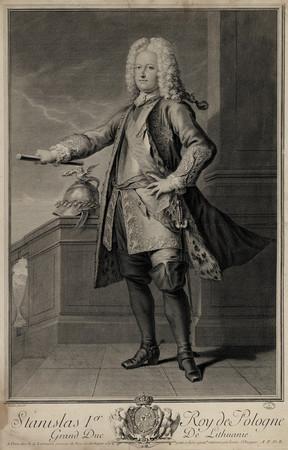 Stanislas Ier Roy de Pologne, Grand Duc de Lithuanie