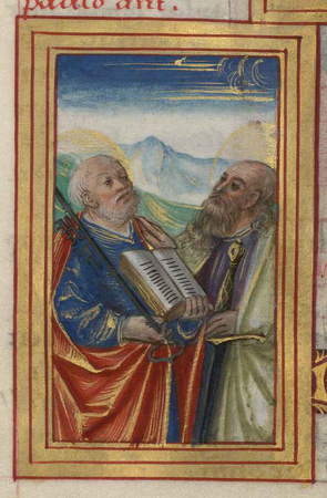 Saint Pierre et Saint Paul