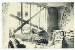 Intérieur de la maison Hanrion-Terlin. 86, rue Saint-Dizier : deux victime…