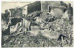 Environs de Pont-à-Mousson. Lesménil-Norroy, Guerre 1914-1915