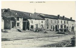 Leyr : la Grande Rue