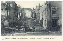 Nomeny 24 Décembre 1914. Nomeny December 24th 1914, 1914-15…