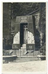 Rehon : monument aux morts