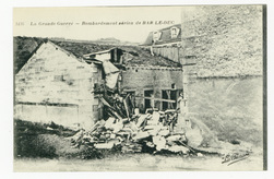 Bombardement aérien de Bar-Le-Duc, la Grande Guerre