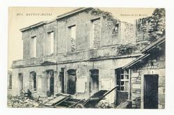 Hattonchâtel. Ruines de la Mairie