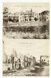 St-Mihiel : caserne de Chauvoncourt (Sept. 1918) St-Mihiel (Sept. 1918)