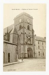 Saint-Mihiel : l'Église de l'ancien Couvent