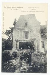 Sampigny (Meuse). Les Clos. Propriété du Président de la République.  La G…