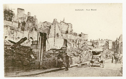 Verdun : rue Mazel