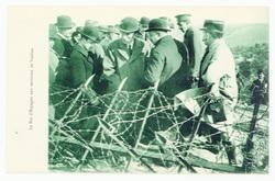 Le Roi d'Espagne aux environs de Verdun