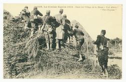 La Grande Guerre 1914 : dans un Village de la Meuse, une Alerte!