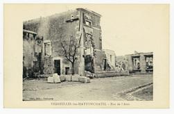VigneulIes-les-Hattonchatel : rue de l'Atre