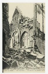 Arras. L'Hôtel de Ville. L'interieur œuvre des Boches. The Town-Hall. The …