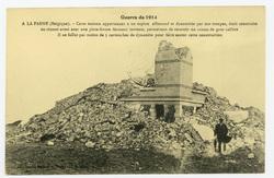 A la Panne (Belgique) : cette maison appartenant à un espion allemand et d…
