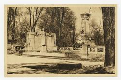 Toul : monuments aux Morts