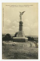 Monument commémoratif aux Enfants de Demange-aux-Eaux morts pour la France…
